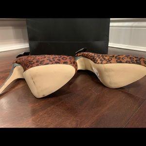 Dolce Vita Shoes - ANIMAL PRINT PUMPS